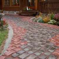 Как уложить тротуарную плитку?
