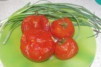 Квашеные помидоры в макитре на зиму
