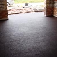 Как упрочнить бетонное покрытие в гараже?