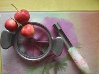 """Мои помощники в """"борьбе"""" с урожаем яблок"""