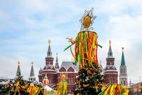 350 спектаклей и концертов пройдет на площадках  «Московской Масленицы»