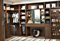 Оснащение гардеробной