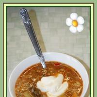 Машхурда – вкусный суп (мясной и постный варианты). Дополнила