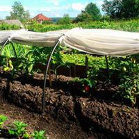 Парники, капельный полив, шланги, формы для дорожек и другие огородные радости!