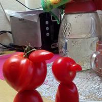 ЧуднЫе помидорки