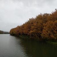 Октябрь... Дождь... Осень...