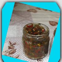 Аджика Абхазская зелёная.