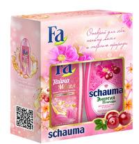 """Блиц-конкурс """"Мой любимый аромат"""" с Fa и Schauma на MyCharm.ru"""