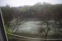 Снег 15 апреля 2020 в Украине Донецкой области