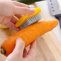 Как легко и быстро почистить овощи и фрукты?