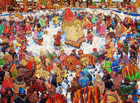 Традиции Масленицы. История