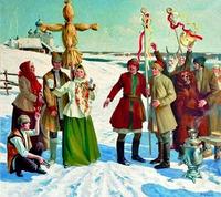 Традиции Масленицы. Дни недели