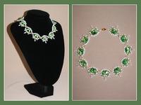 Ожерелье для внучки.