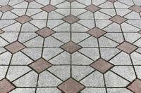 Делаем тротуарную плитку своими руками