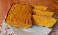 Морковная запеканка с манкой и изюмом. Видео рецепт