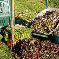 Удобрение из пищевых отходов