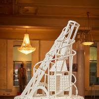 Торт башня Татлина
