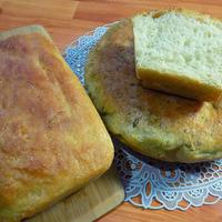 Как приготовить хлеб дома в духовке. Видео рецепт