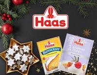 "Конкурс рецептов ""Новый год с HAAS"" на Поварёнке"