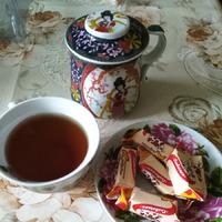 Чай полезен круглый год.