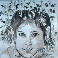 Портретная почти галерея