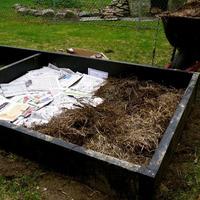 Бумага на даче: варианты использования