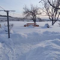Зимний мороз и солнце, день чудесный!!!