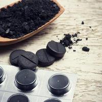Активированный уголь в помощь растениям