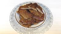 Печеночные оладьи из куриной печени и риса